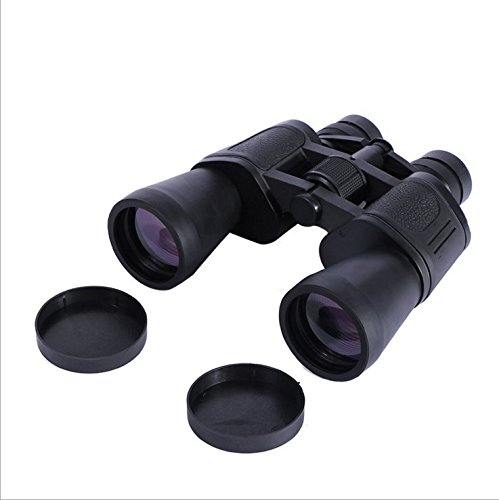 PLLP Zoom Binoculars Dim Light Night Vision High - Definition High - Speed Outdoor Tourism Concert Telescope,Black by PLLP