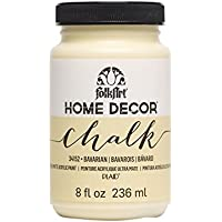 FolkArt Home Decor Chalk Furniture & Craft Paint in Assorted Colors (8 Ounce), 34152 Bavarian