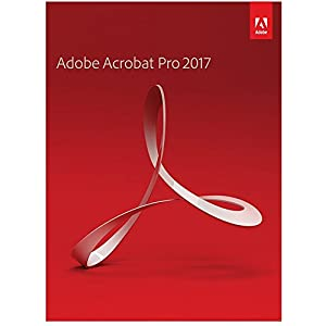 Adobe Acrobat Pro 2017 Pc Disc