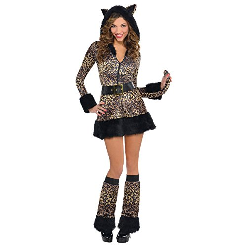 amscan Adult Pretty Kitty Costume - Large (10-12)]()