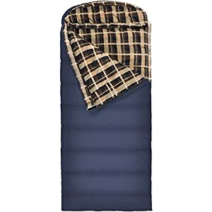 TETON Sports Celsius XL -25F Sleeping Bag; Cold Weather Sleeping Bag; Great for Family Camping; Free Compression Sack
