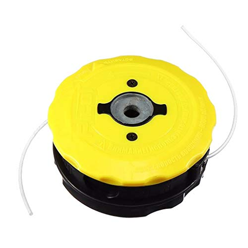 Molyveva Universal Speed Feed Line Trimmer Head Weed Eater for Husqvarna for Echo