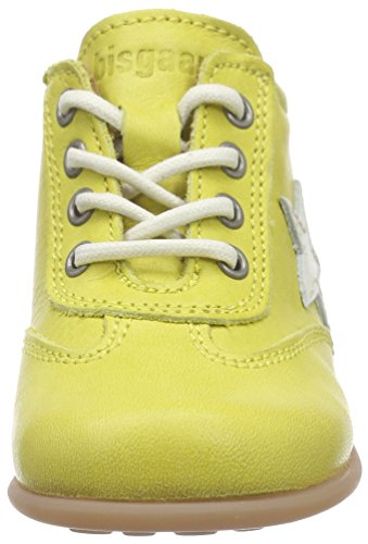 Unisex Krabbel Bisgaard 80 Hausschuhe Prewalker Baby Gelb Yellow amp; TpwH7