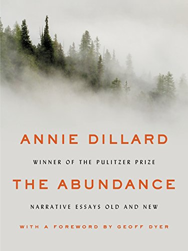Image of The Abundance: Narrative Essays Old and New