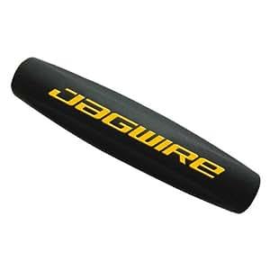 Jagwire 4G Tube Tops - Tubos para protección de los cables en el cuadro (4 unidades), color negro