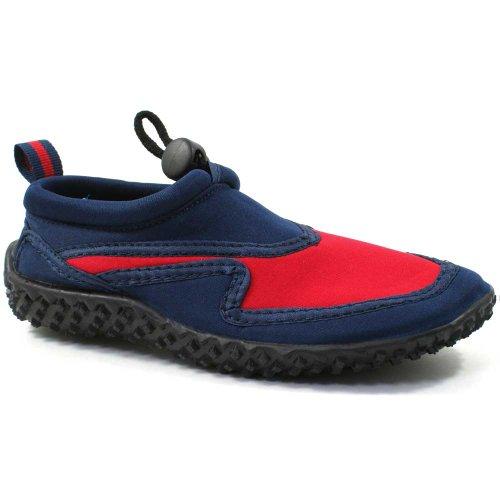 Osprey Jungen/Mädchen Aqua Schuhe Rot / Blau