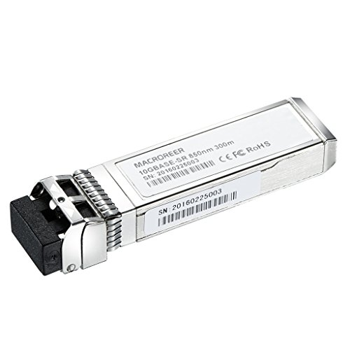 (Macroreer for Intel E10GSFPSR 10G SFP+ Module 10GBASE-SR Multi-Mode 850nm 300-meter)