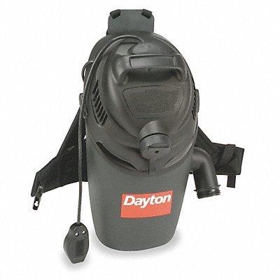 DAYTON 16 qt., 120V Backpack Vacuum Cleaner