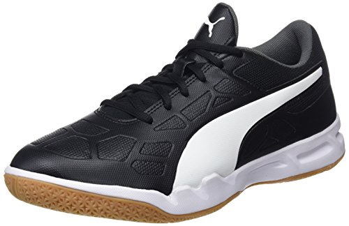 Unisex Puma Handballschuhe puma Schwarz iron Black Puma White gum 1 Erwachsene Tenaz Gate 64Xnqd