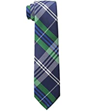 Wembley Big Boys Caen Plaid Tie