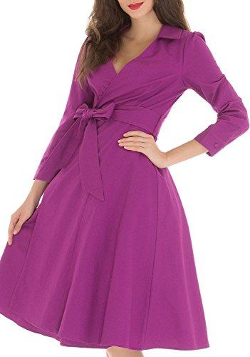 Fancy Dress Male (Vintage loves retro semi fancy dresses mens formal attire VIOLET S)