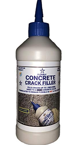 Bluestar Flexible Concrete Crack Filler (Gray) (Patio Grout Flexible)