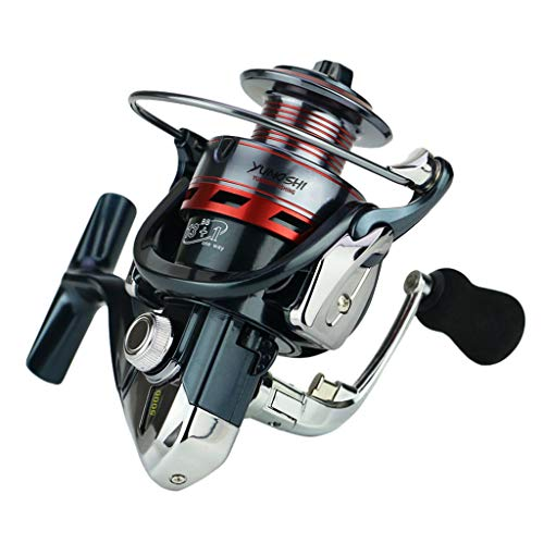 Reel Lightweight Super Smooth Powerful Rotating Fishing Reel Outdoor Sports Accessories Fishing Equipment ()