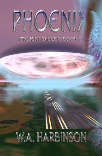 Phoenix: Projekt Saucer, Book 2