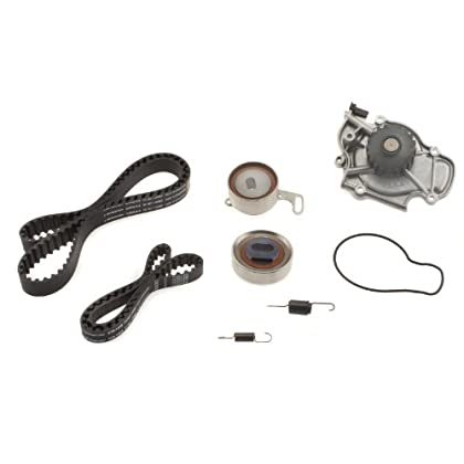 Image of Aisin TKH-006 Engine Timing Belt Kit with Water Pump Timing Belt Kits
