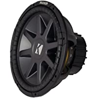 Kicker 10cvr15-2 2010 Comp Vr Series 15-Inch 2 Ohm Dual Voice Coil 1000 Watt Car Subwoofer