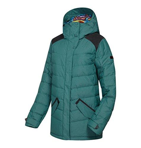 DC Juniors Liberty 15 Snow Jacket, Jasper, Small