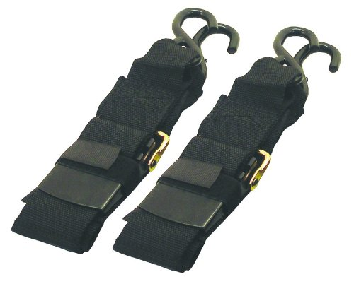 Invincible Marine Transom Tie-Down Straps, 2-Pack