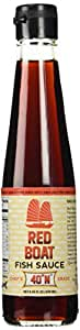 Red Boat 40°N Fish Sauce, 8.45 Fluid Ounce