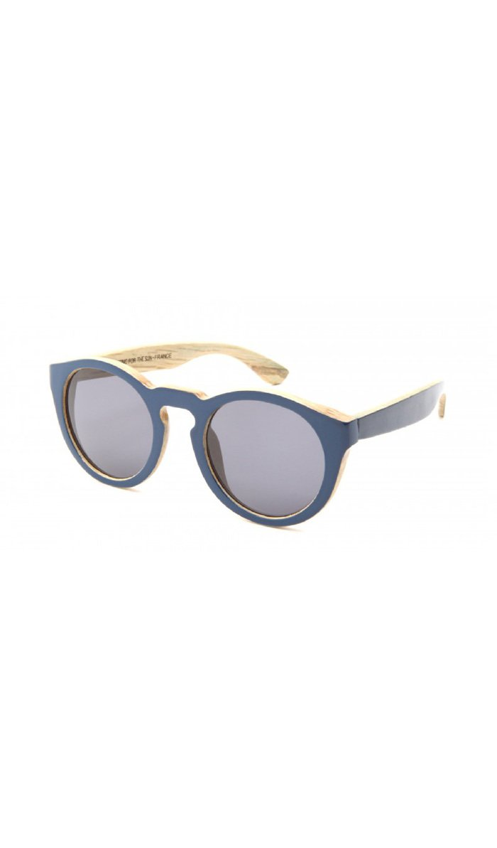 Waiting For The Sun - Glasses SUMMER LOVE - Unisex - Onesize - Blue