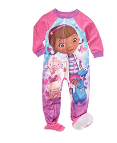 McStuffins Toddler Fleece Sleeper Pajamas