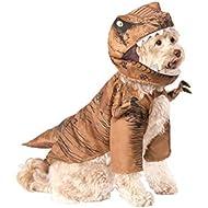 Rubie's Costume 580689LXL-XL Co Jurassic World: Fallen Kingdom T. Rex Pet Costume, X-Large
