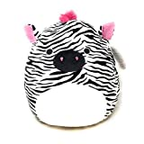 16 inch Tracey The Zebra Squishmallow Plush with a Hot Pink Mane & Tail - Cuddle, Hug Or Use As A Pillow