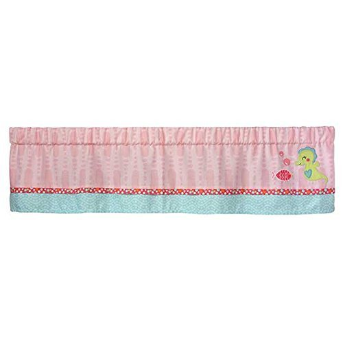 Carter's Sea Collection Window Valance, -