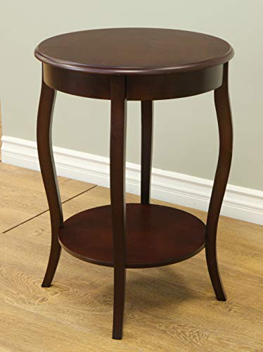 Frenchi Home Furnishing Round Accent Table, Accent