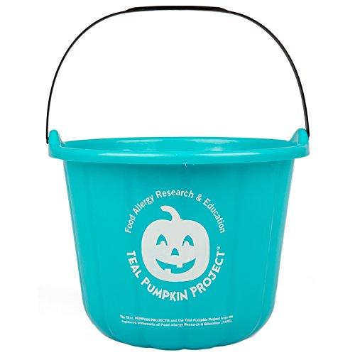 Buy plastic pumpkin trick or treat