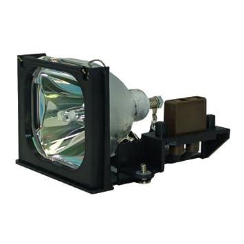 Brillante lámpara de proyección vivienda para Philips LCA-3108 ...