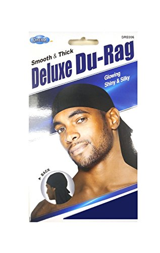 Deluxe Du-rag Smooth & Thick #007 Navy