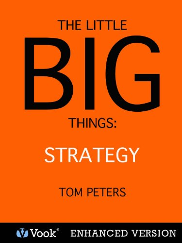 The Little Big Things: Strategy Pdf