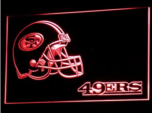 (San Francisco 49ers LED Neon Light Sign)