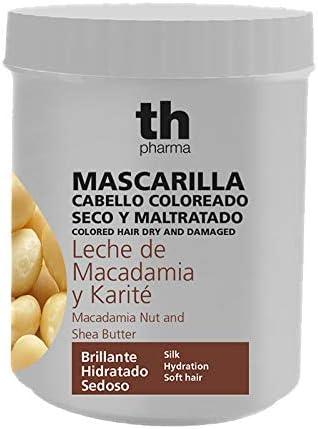 Th Pharma Mascarilla De Macadamia Y Karité Xxl 700 ml