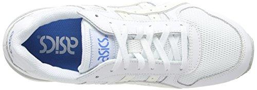 ASICS GT-II - Zapatillas de deporte unisex Blanco (White / White 101)