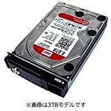アイ・オー・データ機器 Western Digital社「Red」採用LAN DISK Z専用 交換用ハードディスク 2TB HDLZ-OP2.0R