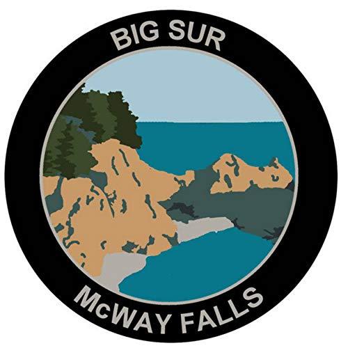 (Explore Big Sur National Park - McWay Falls - 3.5