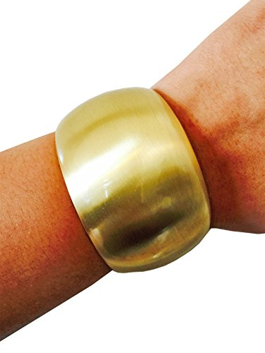 Activity-Tracker-Bracelet-for-Fitbit-Flex-and-Most-Other-Fitness-Trackers-The-MARISSA-Metal-Hinge-Bangle-Bracelet