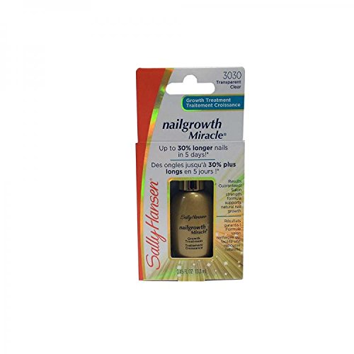 Sally Hansen Nailgrowth Miracle # 3030 13 ml Nail Color for Women by Sally Hansen