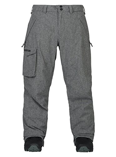 Burton Men's Covert Pant, Bog Heather, Large (Cheap Burton Snowboards)