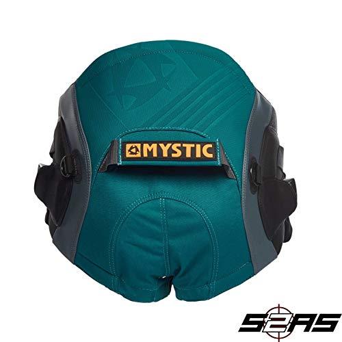 Mystic AVIATOR Kitesurf Seat Harness 2017 - Teal -