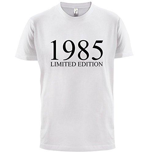1985 Limierte Auflage / Limited Edition - 32. Geburtstag - Herren T-Shirt - Weiß - S