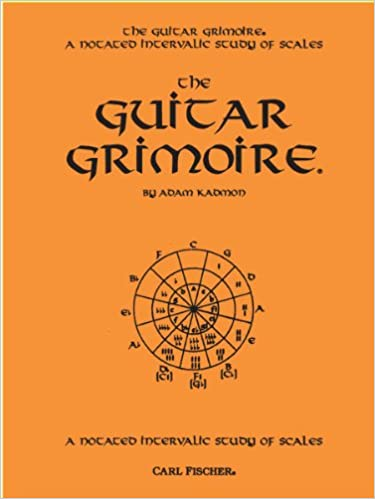GT12 - The Guitar Grimoire: A Notated Intervallic Study Of Scales ...