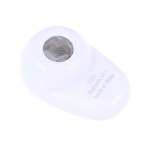 Auriculares Bluetooth Inalámbricos Mini Mano libre de Demiawaking Mini Auriculares Bluetooth Deportes Nuevo 4.1 Auriculares Inalámbricos