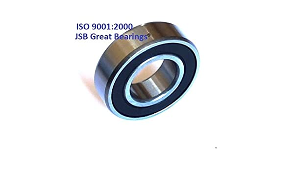 MR85-2RS two side rubber seal MR 85 high quality ball bearing M85 8X2X2.5 mm