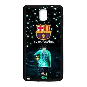 Fc Barcelona Fashion Comstom Plastic case cover For Samsung Galaxy Note3