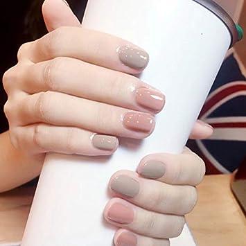 Amazon Com False Nail Tips Artificial Fake Nails Full