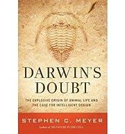 Darwin's Doubt: The Explosive Origin of…