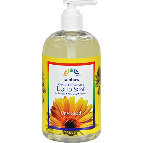 Rainbow Research Antibacterial Soap - Rainbow Research Liquid Antibacterial Soap Unscented 473 ml by Rainbow Research